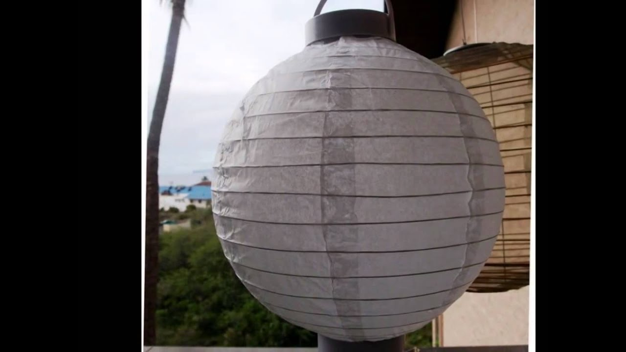 Mixed Sizes White Round Paper Lanterns With Mini Led Party Light For Wedding Engagement Birthday Par