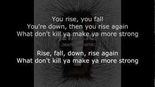 Metallica Broken Beat Scarred Lyrics HD