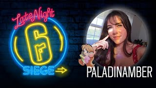 Late Night Siege #7 | Steel Wave Is Here! | feat. PaladinAmber
