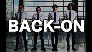 BACK-ON OFFICIAL HP:http://www.back-on.com/ ガンダム、FAIRY TAIL、...