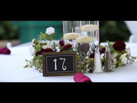 Avon Gardens Wedding Highlight: Stephanie  Amram  8.12.17 in Avon, Indiana