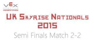 Video Skyrise UK Nationals: Semi Finals Match 2-2 download MP3, 3GP, MP4, WEBM, AVI, FLV April 2018