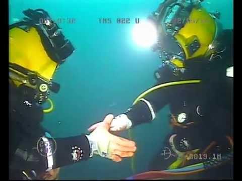 Commercial Diver Decision Process