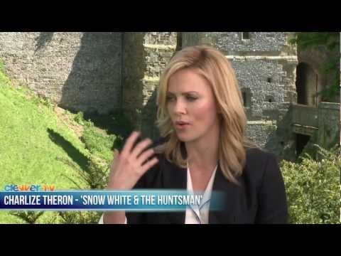 Charlize Theron Interview - Snow White & The Huntsman