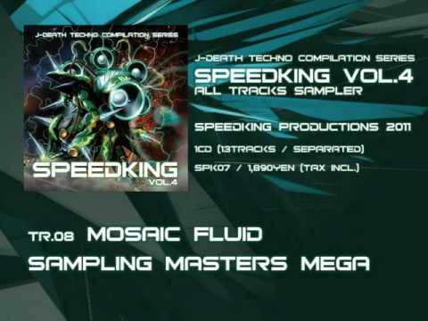 SPEEDKING Vol.4 Sampler