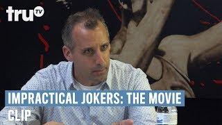 Impractical Jokers: The Movie - Joe Tanks a Job Interview to Shoot Hoops | truTV