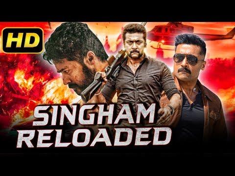 Singham Reloaded (2019) Tamil Hindi Dubbed Full Movie | Suriya, Anushka Shetty, Prakash Raj