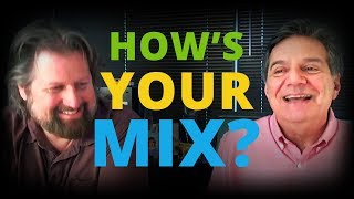 Mix Reviews with Ronan Chris Murphy