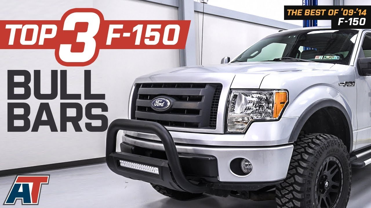 The 3 Best F150 Bull Bars For 2009 2014 Ford F 150