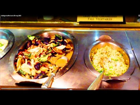 bellagio vegas buffet lunch full review 2015 wow from top buffet rh youtube com bellagio lunch buffet reviews bellagio breakfast buffet reviews