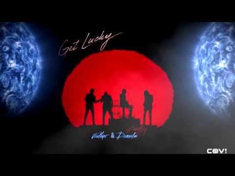 Daft Punk feat. Pharell Williams - Get Lucky (Walker & Daniels Bootleg) Covi Video Rework