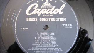Brass Construction - Forever Love