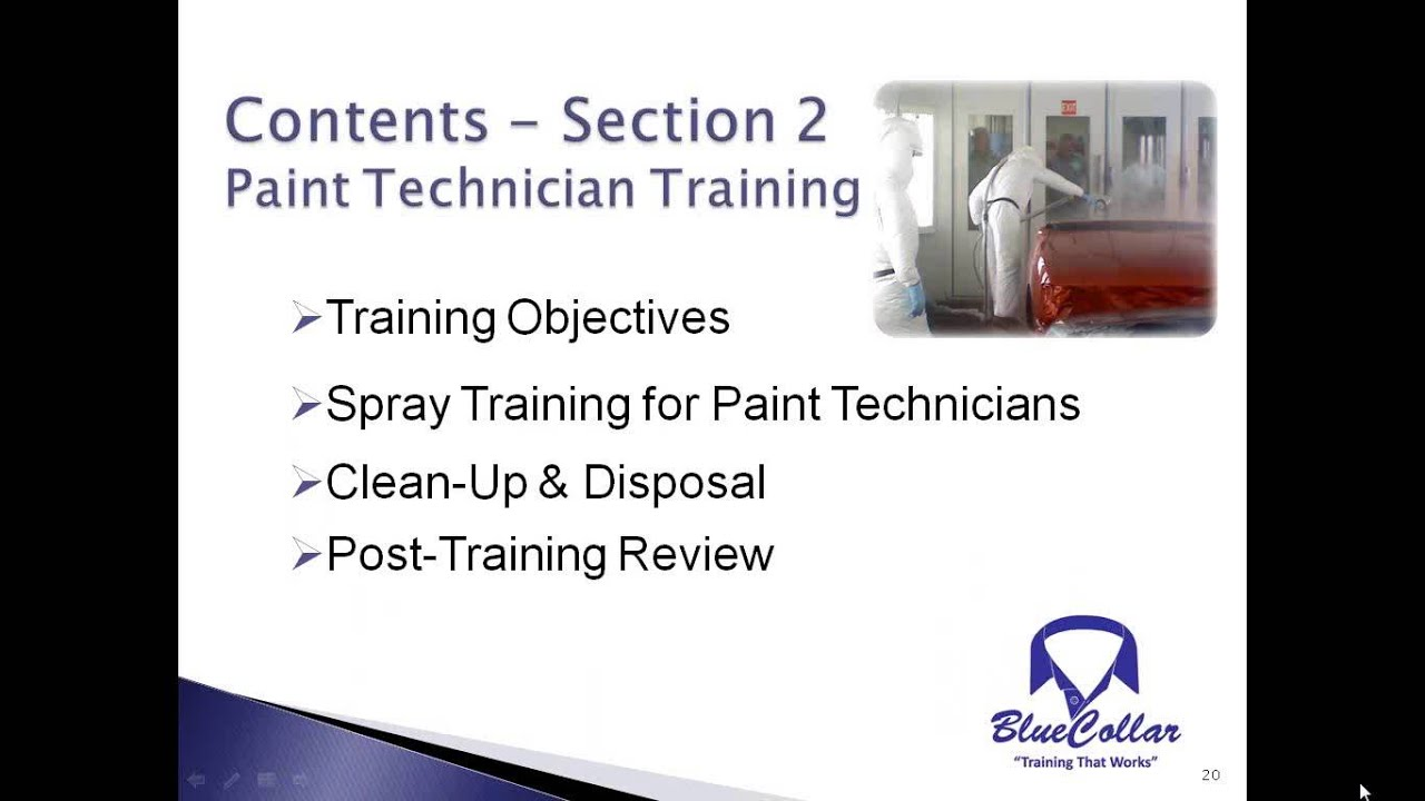 Rda impact epa 6h compliance painter certification youtube rda impact epa 6h compliance painter certification xflitez Choice Image