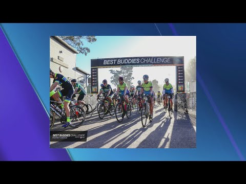 Best Buddies Challenge: Hearst Castle Bike Ride