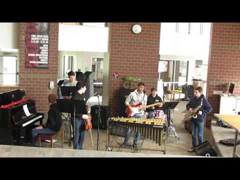 Georgetown Day School jazz ensemble @ GDS Jazz Fest 2019