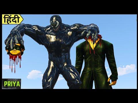 Krrish VS Venom  Who would win in a Fight?? in Hindi Urdu  Part 1  By Priya