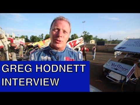 Sprint Car legend Greg Hodnett's funeral services announced