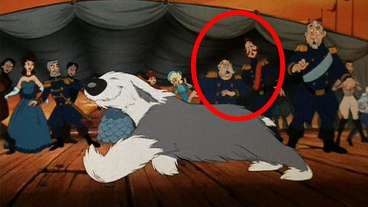 25 HIDDEN Disney Characters In Other Disney Movies YouTube