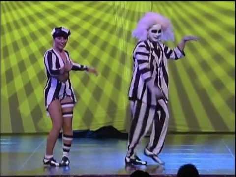 002 Edie Salsa Freak & Liquid Silver   Los Angeles Full HD