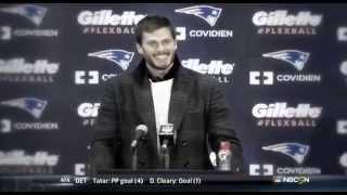 Tom Brady Mic´d Up vs Broncos 2/11/2014