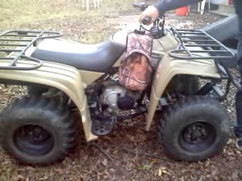 ATV Yamaha Bear Tracker 4 wheeler for sale!!!