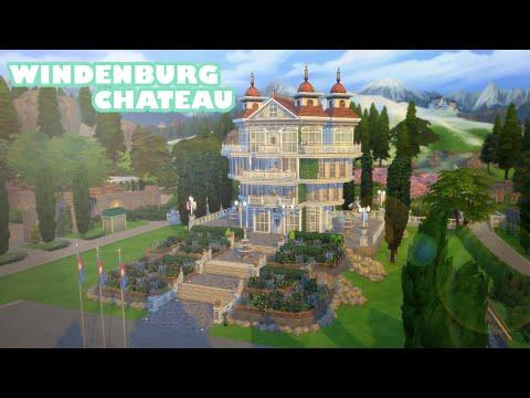 sims-4-speed-build-//-windenburg-chateau