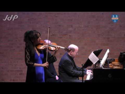 Fauré: Violin Sonata No.1 in A major, Op.13 (Sara Trickey and Daniel Tong) at the JdP