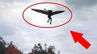 Ангелы Случайно Снятые на Камеру