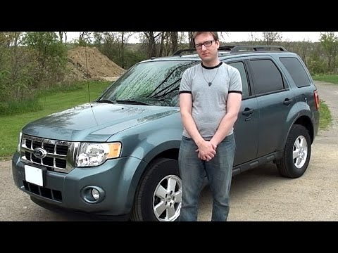 MVS - My Very Own 2011 Ford Escape XLT (with road test)