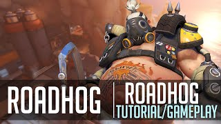 Overwatch - Gameplay - Roadhog Guide (Roadhog Gameplay) - LegendOfGamer