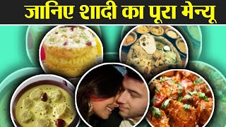 Priyanka Chopra &amp Nick wedding Menu: The Cuisine Is As Royal &amp Mouth-watering Boldsky