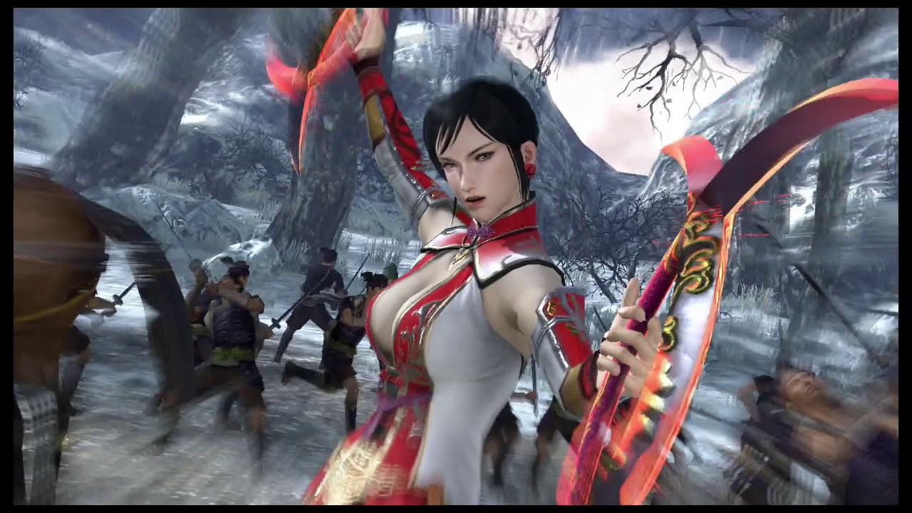 Warriors Orochi 4 Chapter 2 Rescue of Uesugi - YouTube
