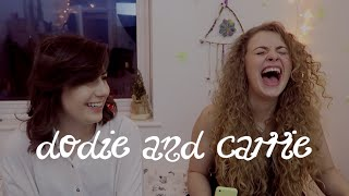 Dodie and Carrie FINALLY Collab
