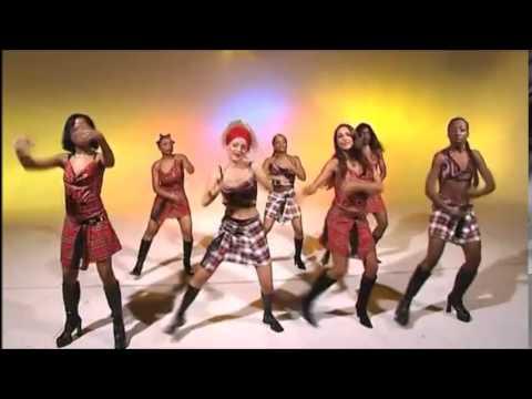 Soukous Vibration Dancers - II