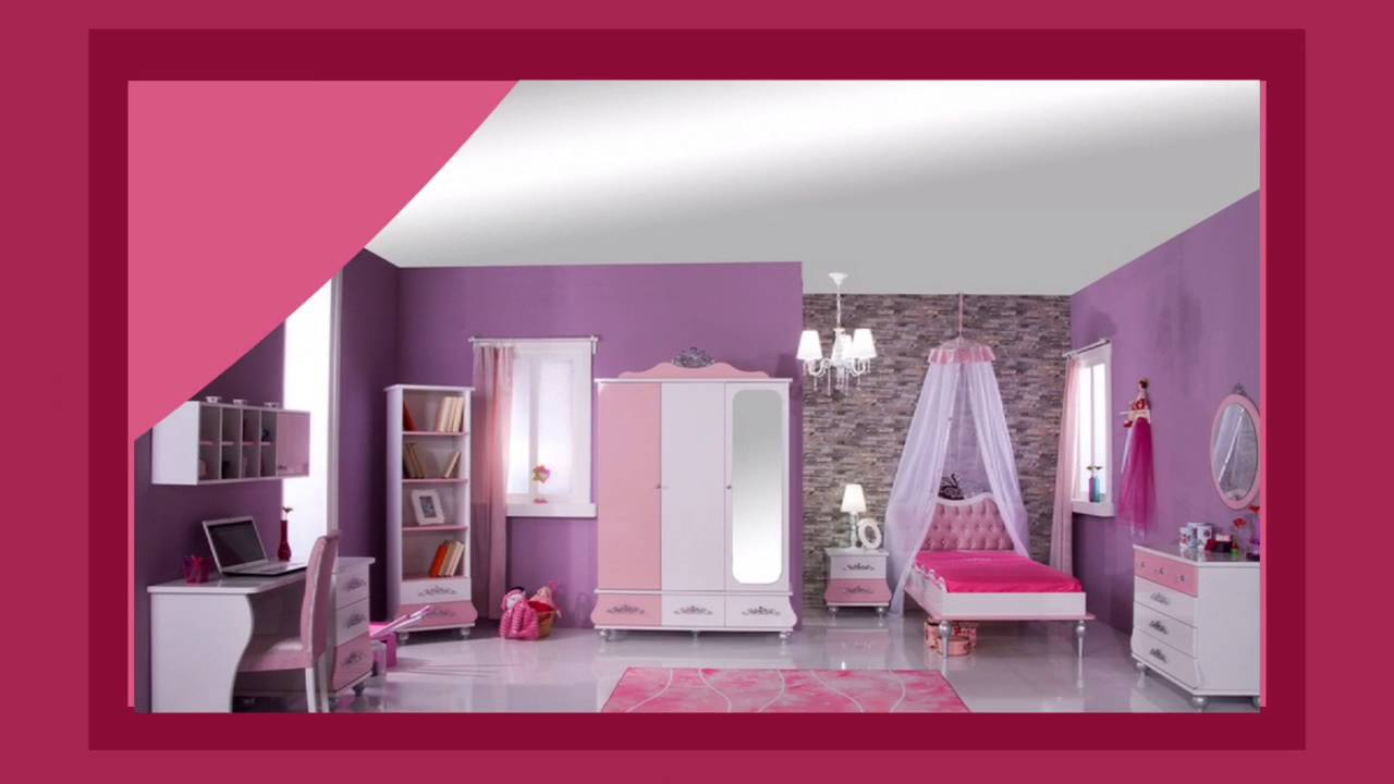kinderzimmer prinzessin anastasia rosa von m bel spot kids youtube. Black Bedroom Furniture Sets. Home Design Ideas