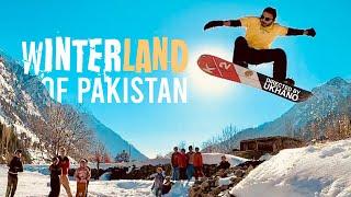 WINTER LAND OF PAKISTAN | UKHANO | MOVIE