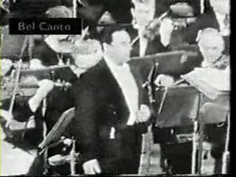 Mario del Monaco - Addio fiorito asil