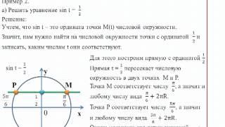 Синус и косинус (sin и cos). Практическое занятие - MirUrokov.ru - Видеоурок по математике