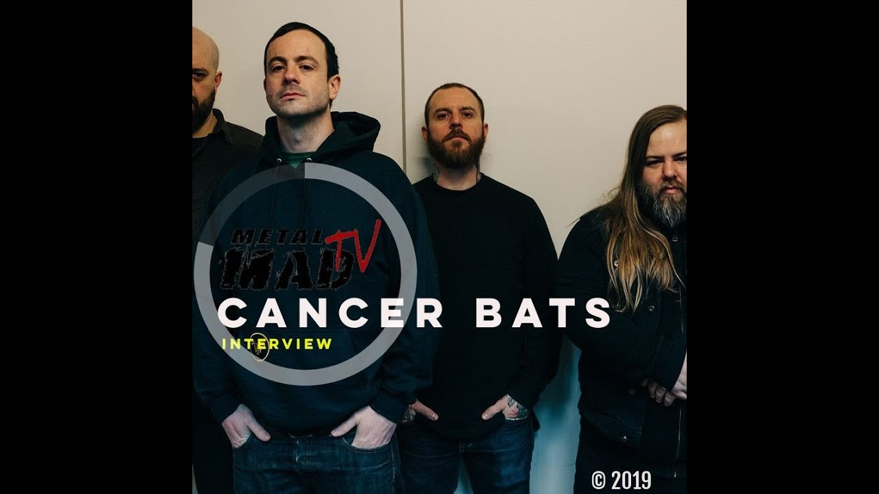 Interview CANCER BATS au Hellfest