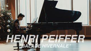 Смотреть клип Henri Peiffer - Balade Hivernale