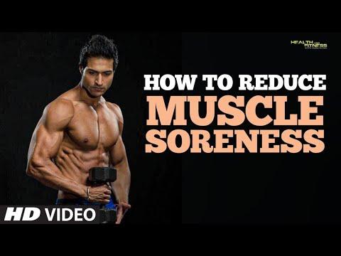 How to Reduce MUSCLE SORENESS | Guru Maan | Health & Fitness