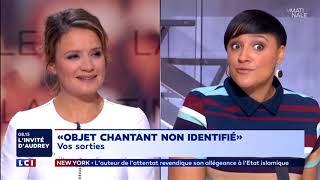 """""""Giedré est les gens"""" (La Matinale LCI)"""