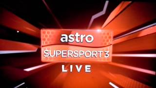 Astro supersport HD3 LIVE intro