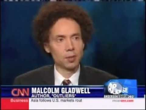 Malcolm Gladwell on the 10,000 hour Rule