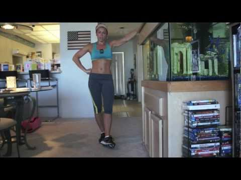 REAL TIME Bodyrock Marine Corps Requested Workout