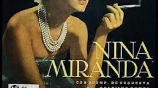 NINA MIRANDA -  FUMANDO ESPERO  - TANGO