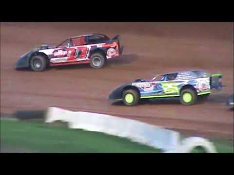 Greg Beach Heat Race Lernerville Speedway 8/3/18