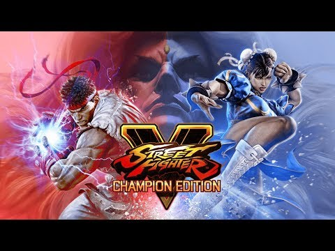 Street Fighter V: Champion Edition – Announcement Trailer