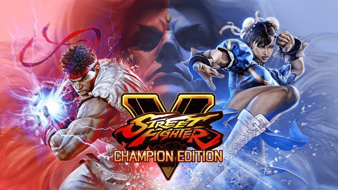 Sfv Tier List 2020.Street Fighter V Champion Edition Announcement Trailer