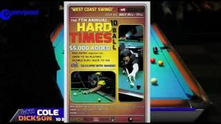#6 • Dave VINCENT vs Patrick RHEA • 2016 Cole Dickson 10 Ball thumbnail